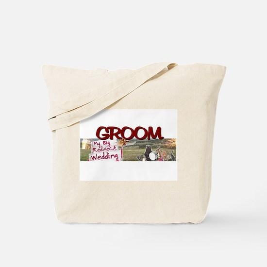 groom.jpg Tote Bag