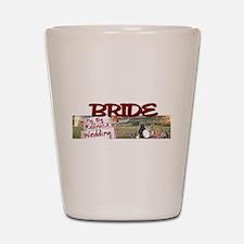 BRIDE.jpg Shot Glass