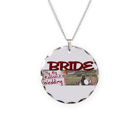 BRIDE.jpg Necklace Circle Charm