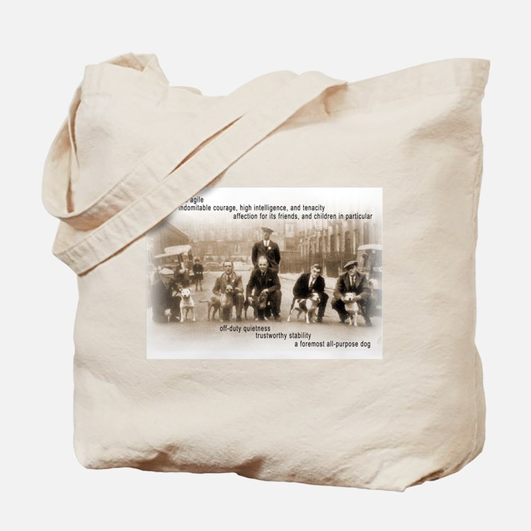 Cute Breed ban Tote Bag