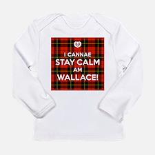 Wallace Long Sleeve Infant T-Shirt