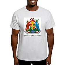 Grenada Ash Grey T-Shirt