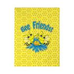 Bee Friends Twin Duvet
