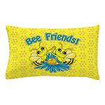 Bee Friends Pillow Case
