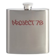 Project 78 Graffiti Tee Flask