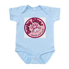 DerbyDiva Infant Bodysuit