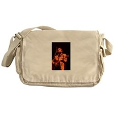 Dallas Green Messenger Bag