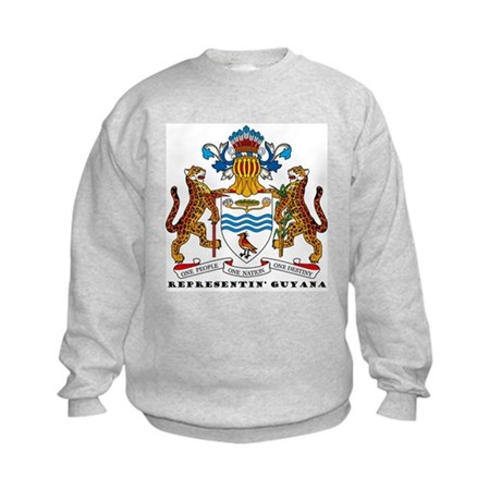 Guyana Kids Sweatshirt