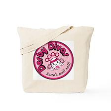 DerbyDiva Tote Bag
