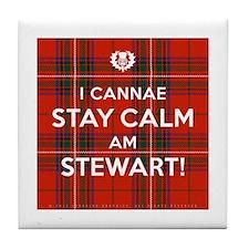 Stewart Tile Coaster