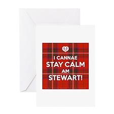 Stewart Greeting Card