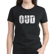 Oud Music Instrument Tee
