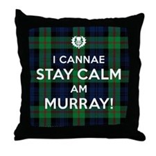 Murray Throw Pillow
