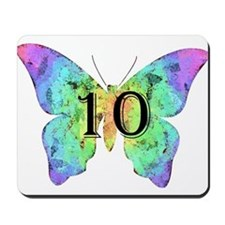 Baby is Ten - 10 Months? or 10 Years Old? Mousepad
