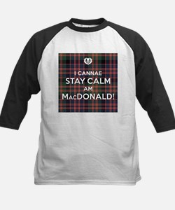 MacDonald Kids Baseball Jersey