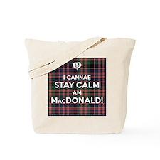 MacDonald Tote Bag