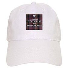 MacDonald Baseball Cap