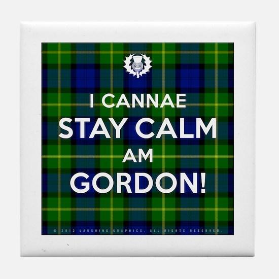 Gordon Tile Coaster