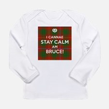 Bruce Long Sleeve Infant T-Shirt