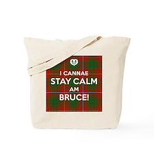 Bruce Tote Bag