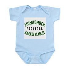 Monadnock Football Infant Bodysuit