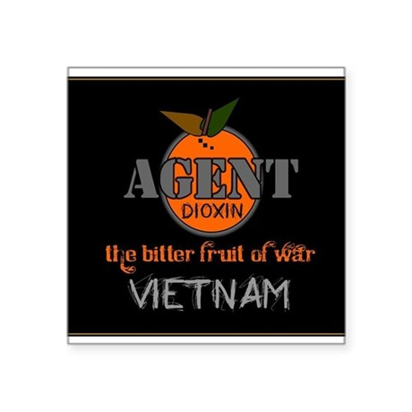 fruit of war Sticker