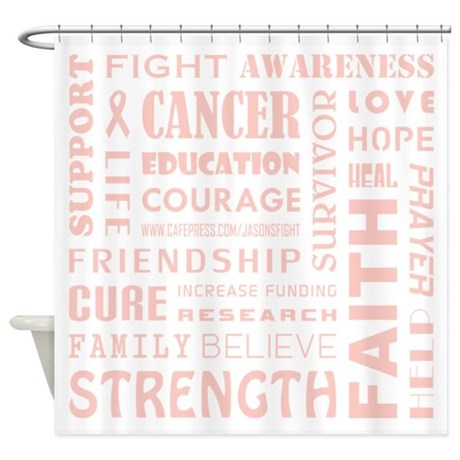 Word Cloud Shower Curtain By Jasonsfight