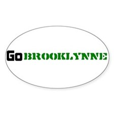 go_brooklynne Decal