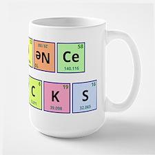 Science Rocks Ceramic Mugs