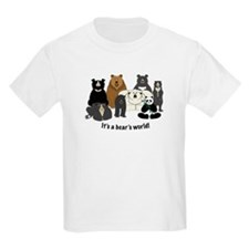 Bear's World T-Shirt