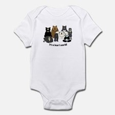 Bear's World Infant Bodysuit