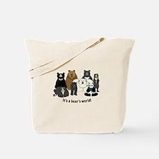Bear's World Tote Bag