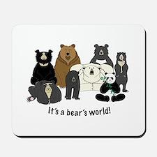 Bear's World Mousepad