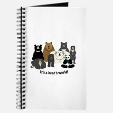 Bear's World Journal