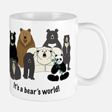 Bear's World Small Mugs