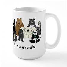 Bear's World Coffee Mug