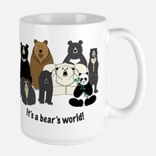 Bear's World Mug