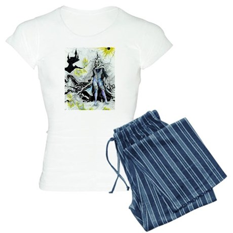Elven Wizard Women's Light Pajamas