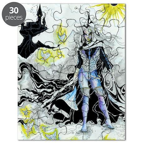 Elven Wizard Puzzle