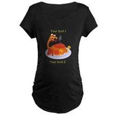 Turkey Coma Custom T-Shirt