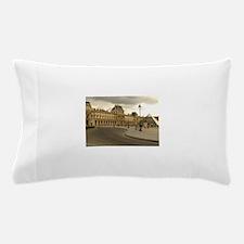 Cloudy Louvre Pillow Case