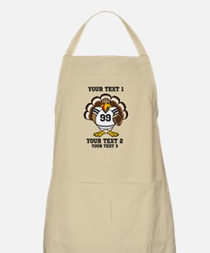 Custom Turkey Bowl Apron