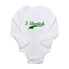 I SHARTED T-SHIRT Body Suit