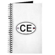 Cape Elizabeth ME - Oval Design. Journal