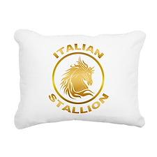 italy T-Shirt.png Rectangular Canvas Pillow