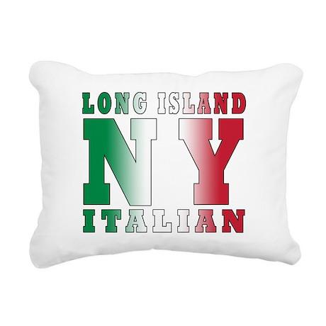 italian Long island T-Shirt.png Rectangular Canvas