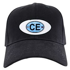 Cape Elizabeth ME - Oval Design. Baseball Hat