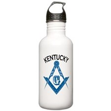 Kentucky Freemason Water Bottle