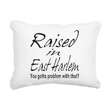 eastharlem.png Rectangular Canvas Pillow