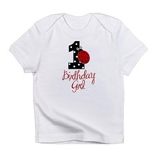 Cute Ladybug birthday Infant T-Shirt